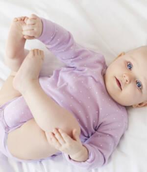 Νεογέννητο κορίτσι