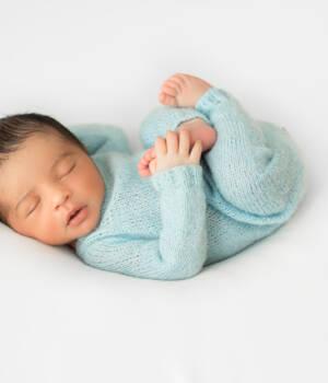 Νεογέννητο αγόρι